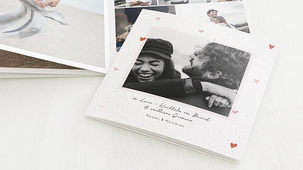 Mini Fotobuch - Tiny Hearts