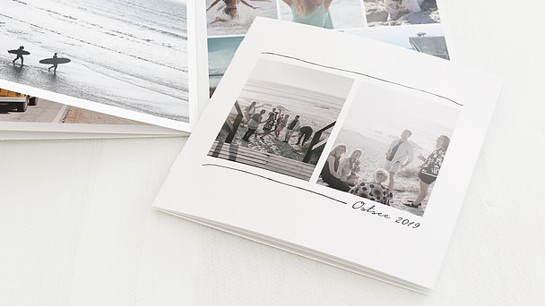 Mini Fotobuch - Sommerspaß