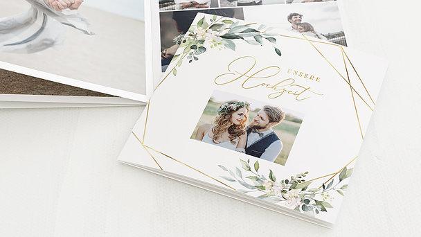 Mini Fotobuch - Tender Florals