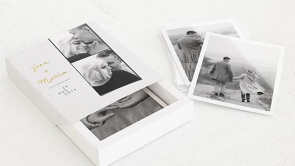 Schuber Retrofotos - Hold me