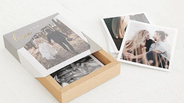 Schuber Retrofotos - Paper love