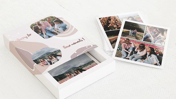 Schuber Retrofotos - Happy moments