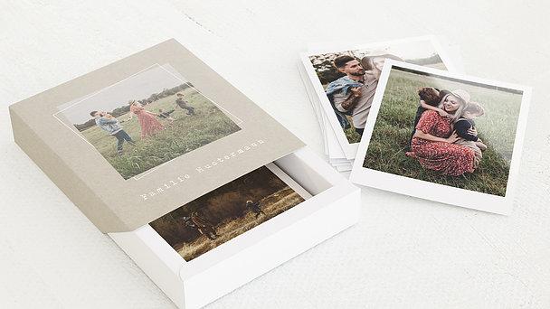 Schuber Retrofotos - Unsere Familienbande