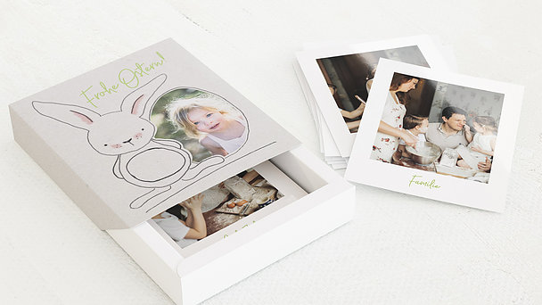Schuber Retrofotos - Sweet Bunny