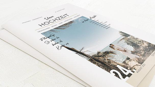 Hochzeitszeitung - Hochzeit Zeitungen