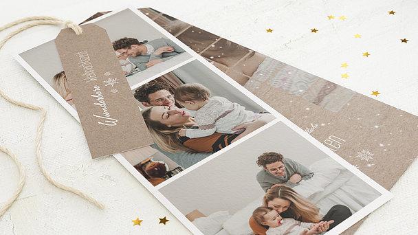Weihnachtskarten - Weihnachtskasterl