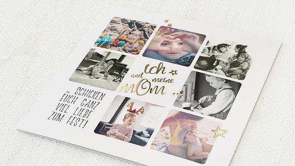 Weihnachtskarten - Momente der Freude