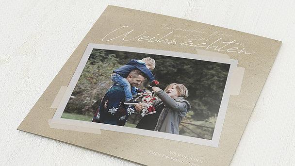 Weihnachtskarten - Duft der Weihnacht