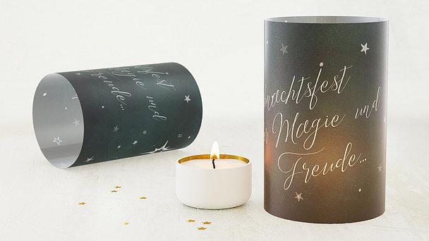 Weihnachtskarten - Zauberklang