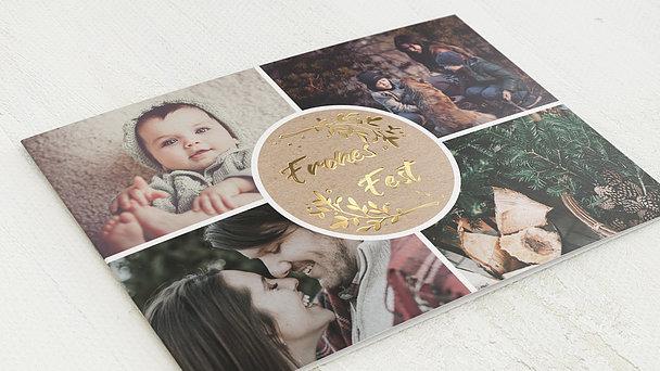 Weihnachtskarten - Canella