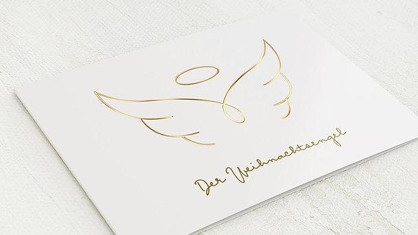 Weihnachtskarten - Engel