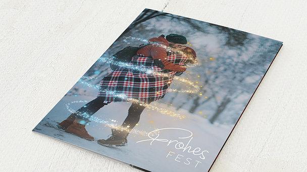 Weihnachtskarten - Weihnachtsmagie