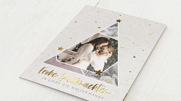 Weihnachtskarten - Bilder Baum