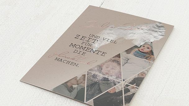 Weihnachtskarten - Winterzauber