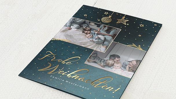 Weihnachtskarten - Pretiosa
