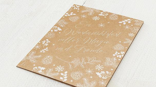 Weihnachtskarten Geschäftlich - Weihnachtsfreuden