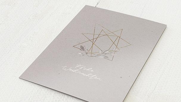 Weihnachtskarten Geschäftlich - Estrella