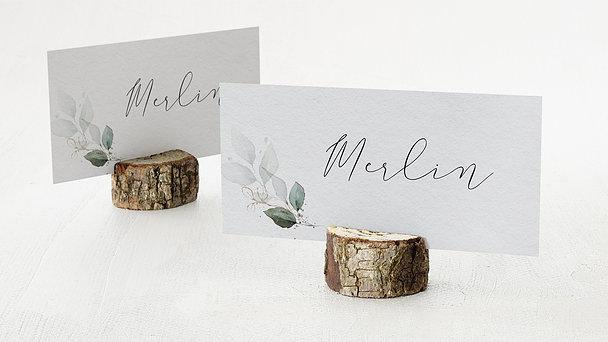 Tischkarten Hochzeit - Traumbouquet