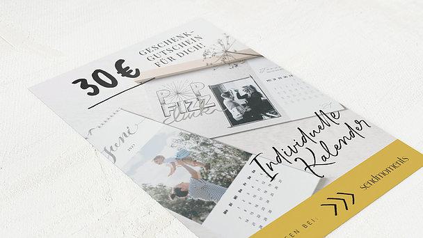 Geschenkgutscheine - Fotokalender