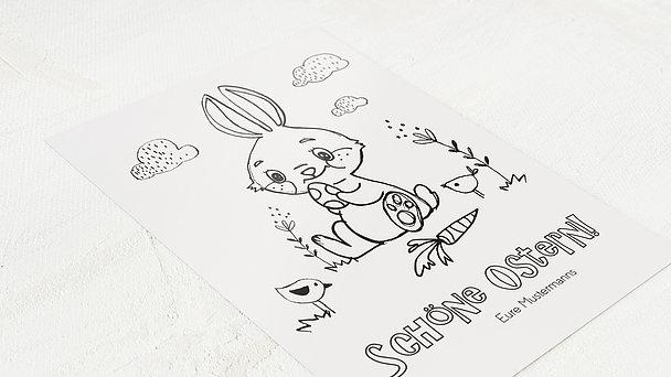 Osterkarten - Kleines Langohr