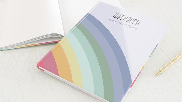 Notizbuch allgemein - Farbenreich