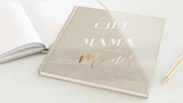 Notizbuch allgemein - Weltbeste Mama