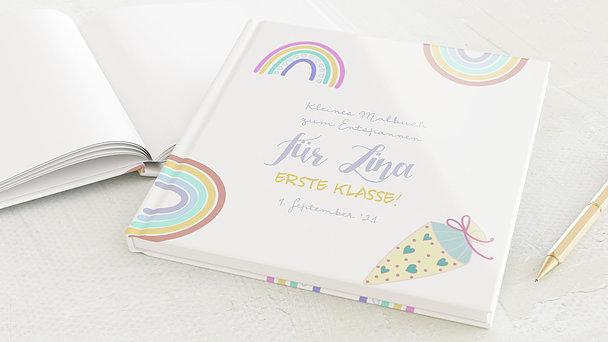 Notizbuch allgemein - Colorful days