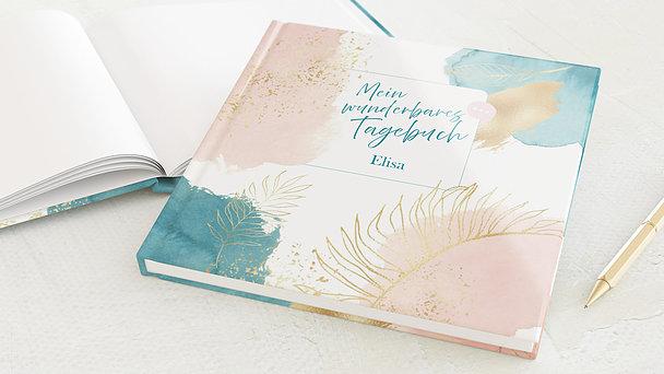 Notizbuch allgemein - Alle meine Gedanken