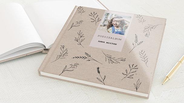 Poesiealbum - Wildblumen