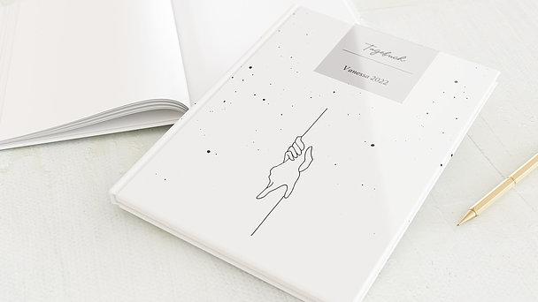 Tagebuch - One Line Sketch