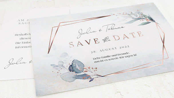 Save the Date - Love tale