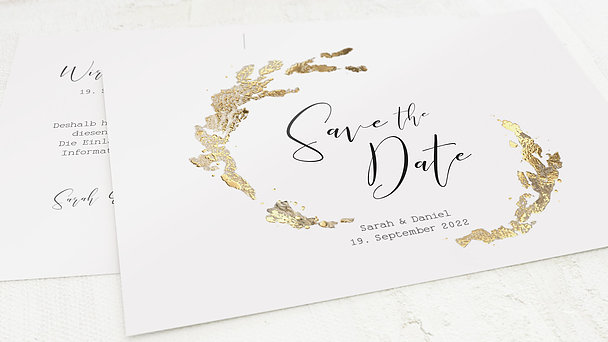 Save the Date - Insignie