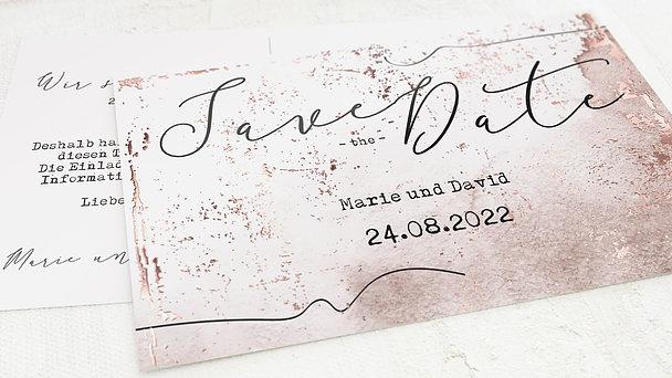 Save the Date - Liebe genügt
