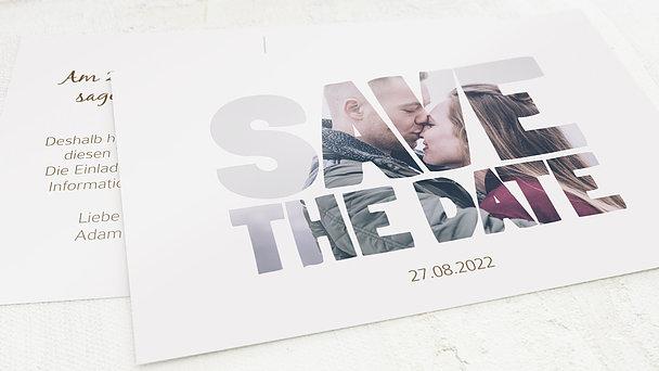 Save the Date - Liebe durch und durch