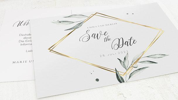 Save the Date - Zauberranke