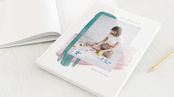 Skizzenbuch - Colourful Life