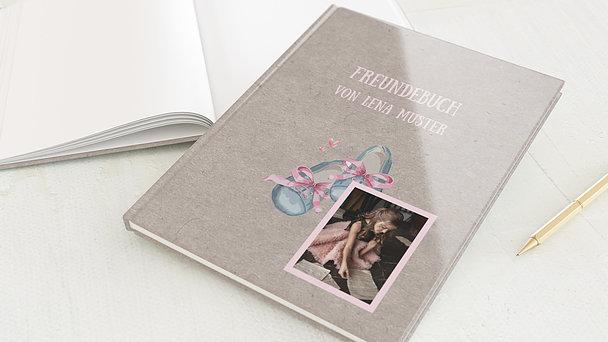 Freundebuch - Vintage Craft