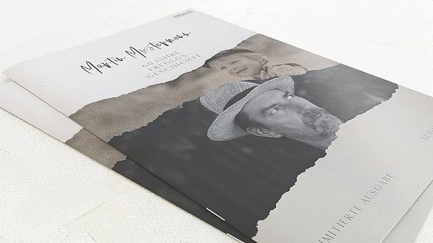 Geburtstagszeitung - Abriss Festschrift
