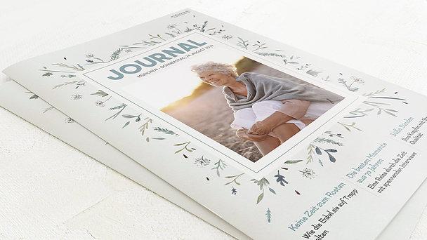 Geburtstagszeitung - Wiesenblume Festschrift