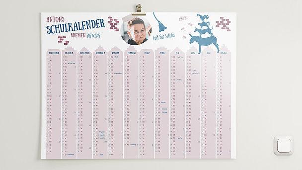 Schuljahreskalender - Tach Bremen