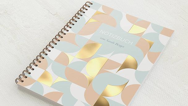 Notizbücher mit Spiralbindung - Ausgeglichenheit