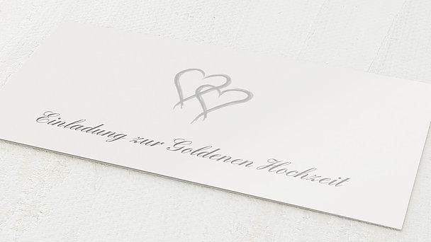 Goldene Hochzeit - goldene hochzeit danksagung