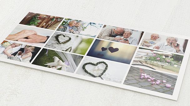Goldene Hochzeit - goldene hochzeit danksagungskarte drucken