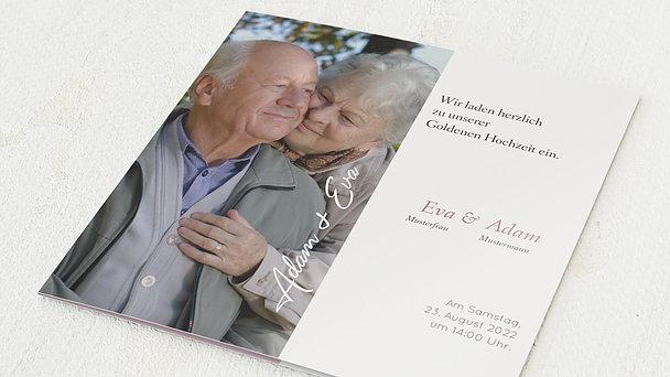 Goldene Hochzeit - Nur 50 Jahre
