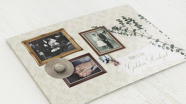 Goldene Hochzeit - Goldenwalls