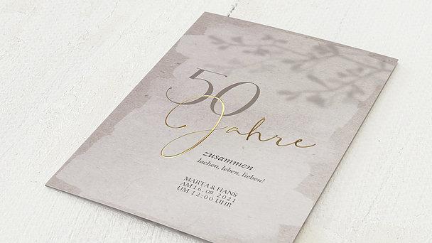 Goldene Hochzeit - Unser Jahrestag