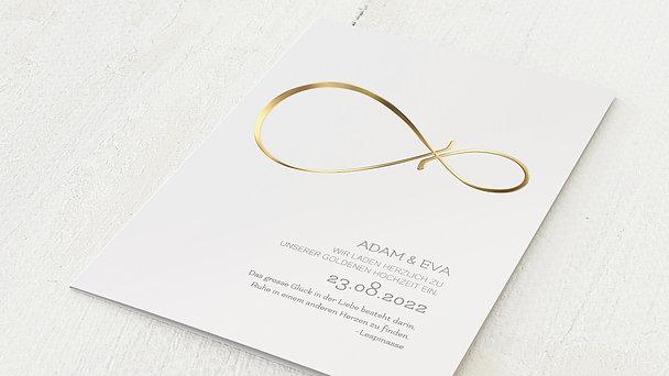 Goldene Hochzeit - Unendlich Liebevolle 50 Jahre