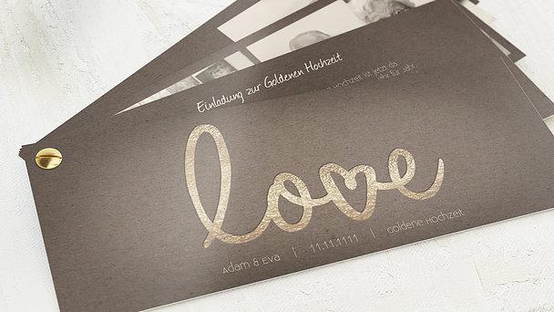 Goldene Hochzeit - Pure Love