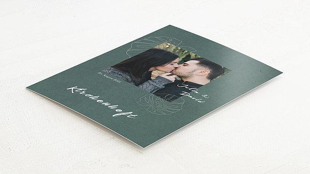 Kirchenheft - Botanical kiss
