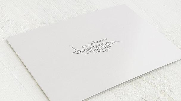 Trauerkarten - Zeit der Stille
